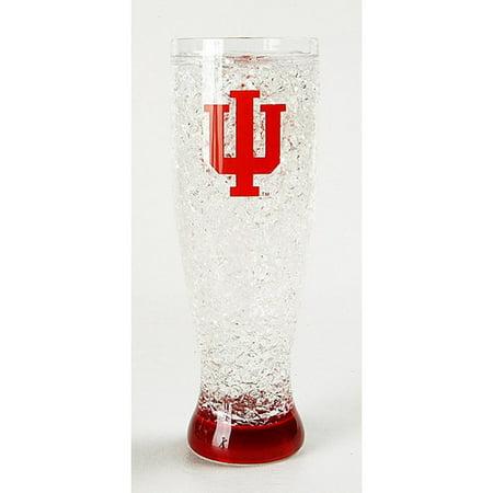 DuckHouse NCAA 16 oz. Crystal Pilsner Glass (Cardinals Crystal Freezer Pilsner)