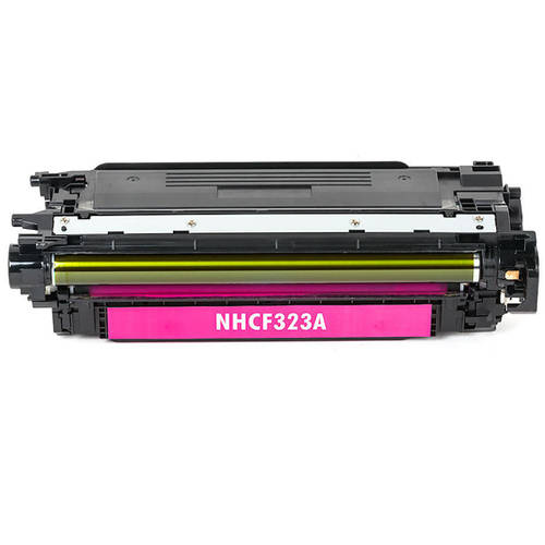 Universal Inkjet Premium Compatible HP CF323A/653A Cartridge, Magenta
