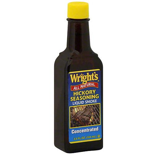 Wright's Hickory Liquid Smoke, 3.5 oz (Pack of 12)