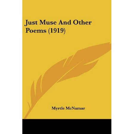 Just Muse and Other Poems (1919) - image 1 de 1