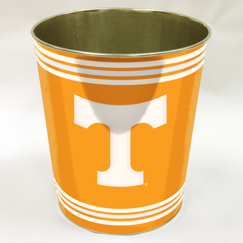NCAA Tennessee Volunteers Wastebasket