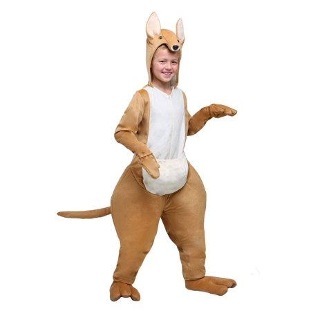 Kangaroo Kids Costume - Kangaroo Costume