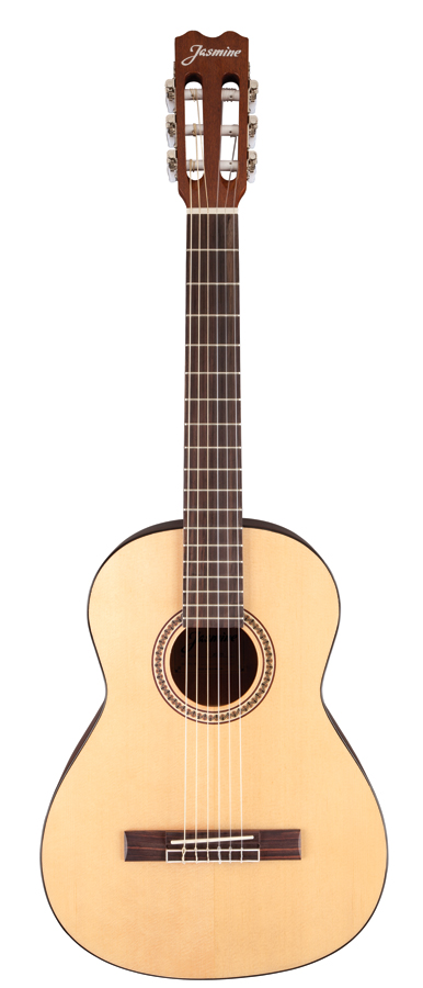 Jasmine JC23 Classical Guitar Gloss Natural Finish by Kmc Music