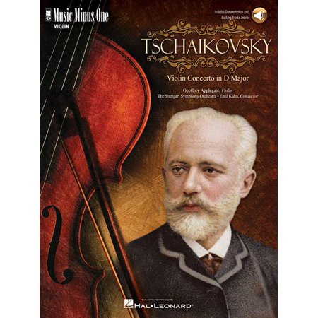 Tchaikovsky - Violin Concerto in D Major, Op. 35 : Music Minus One Violin Deluxe 2-CD Set ()
