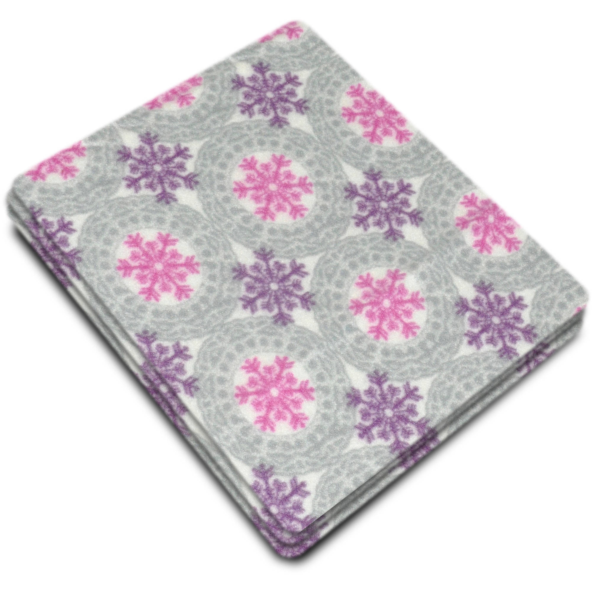 "Mainstays 50"" x 60"" Fleece Throw"
