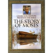Charlton Heston Presents The Bible: The Story Of Moses (Full Frame) by WARNER HOME ENTERTAINMENT