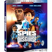 Spies in Disguise (Blu-ray)