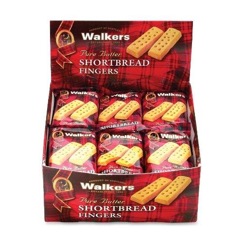 Walkers Cookie - Individually Wrapped - Butter - 24 / Box (W116)