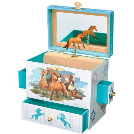 Breyer Spirit Mucical Jewelry Box (Spirit, DreamWorks)