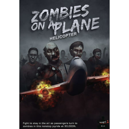 Zombies on a Plane - Helicopter, 1C Entertainment, PC, [Digital Download],