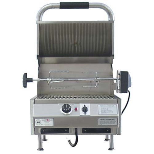 Electri-Chef 16 in. Tabletop Electric Grill