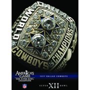 NFL America's Game: 1977 Cowboys (Super Bowl Xii) by