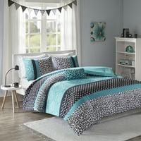 Home Essence Teen Christa Ultra Soft Comforter Bedding Set