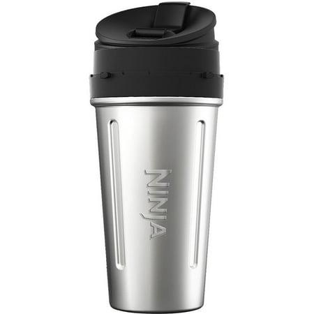 Ninja 24 Ounce Black Stainless Steel Blender Cup - Ninja Cup