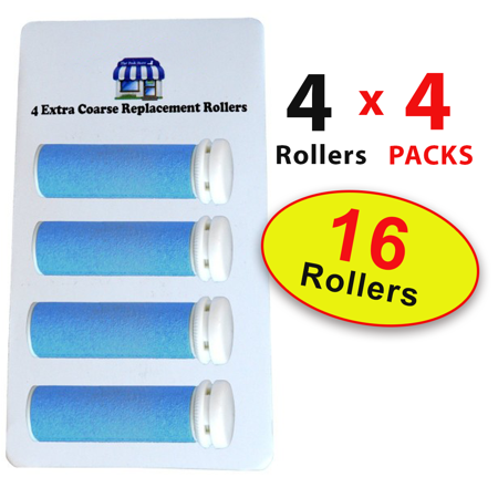 Best Extra Coarse replacement Rollers deal