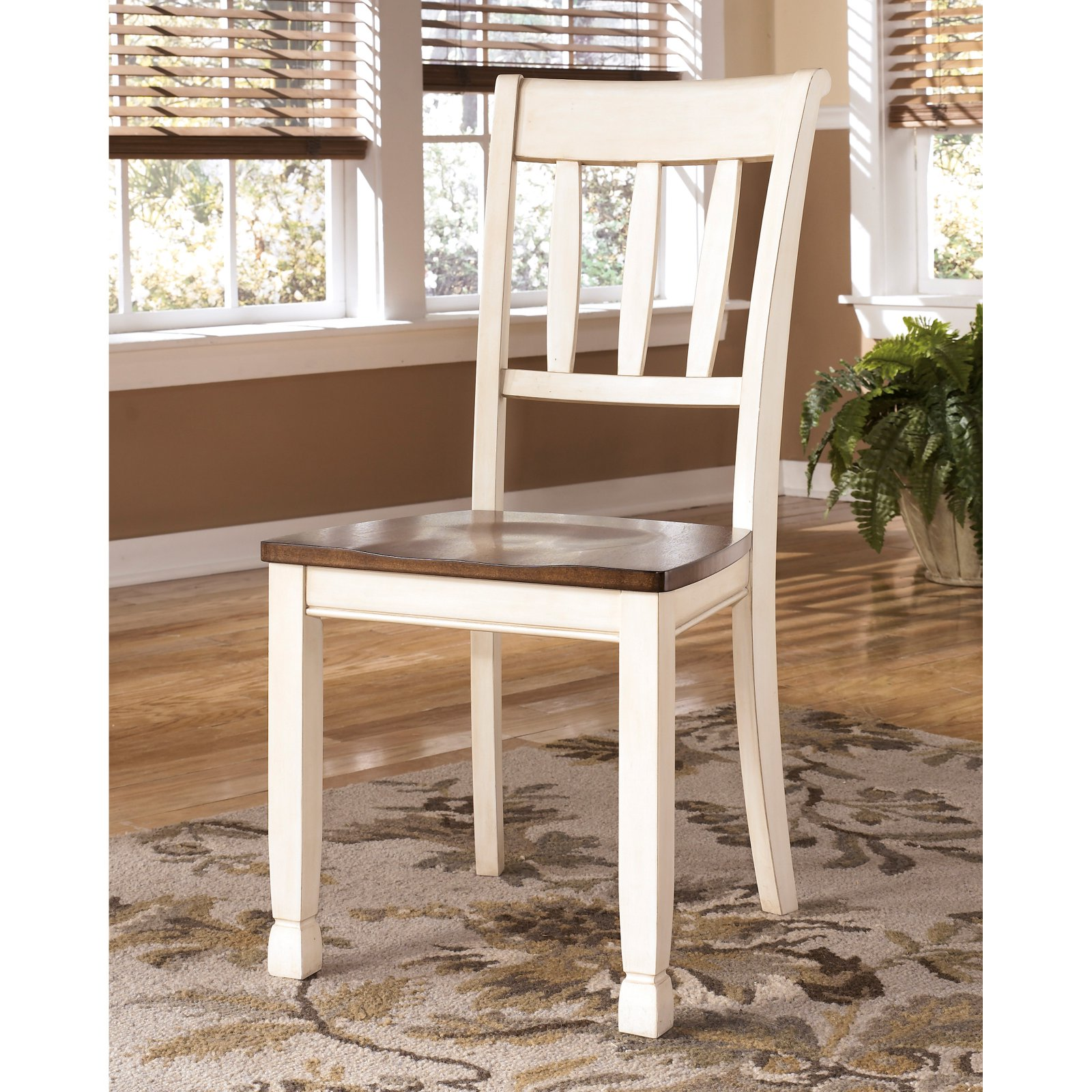 Signature Design By Ashley Whitesburg Dining Side Chairs   Set Of 2
