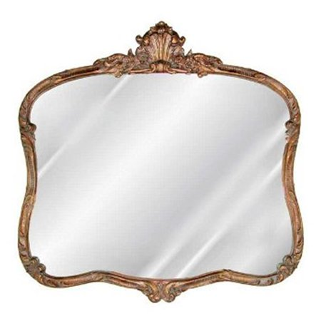 Hickory Manor 7136 AG Buffet Antique Gold Decorative Mirror