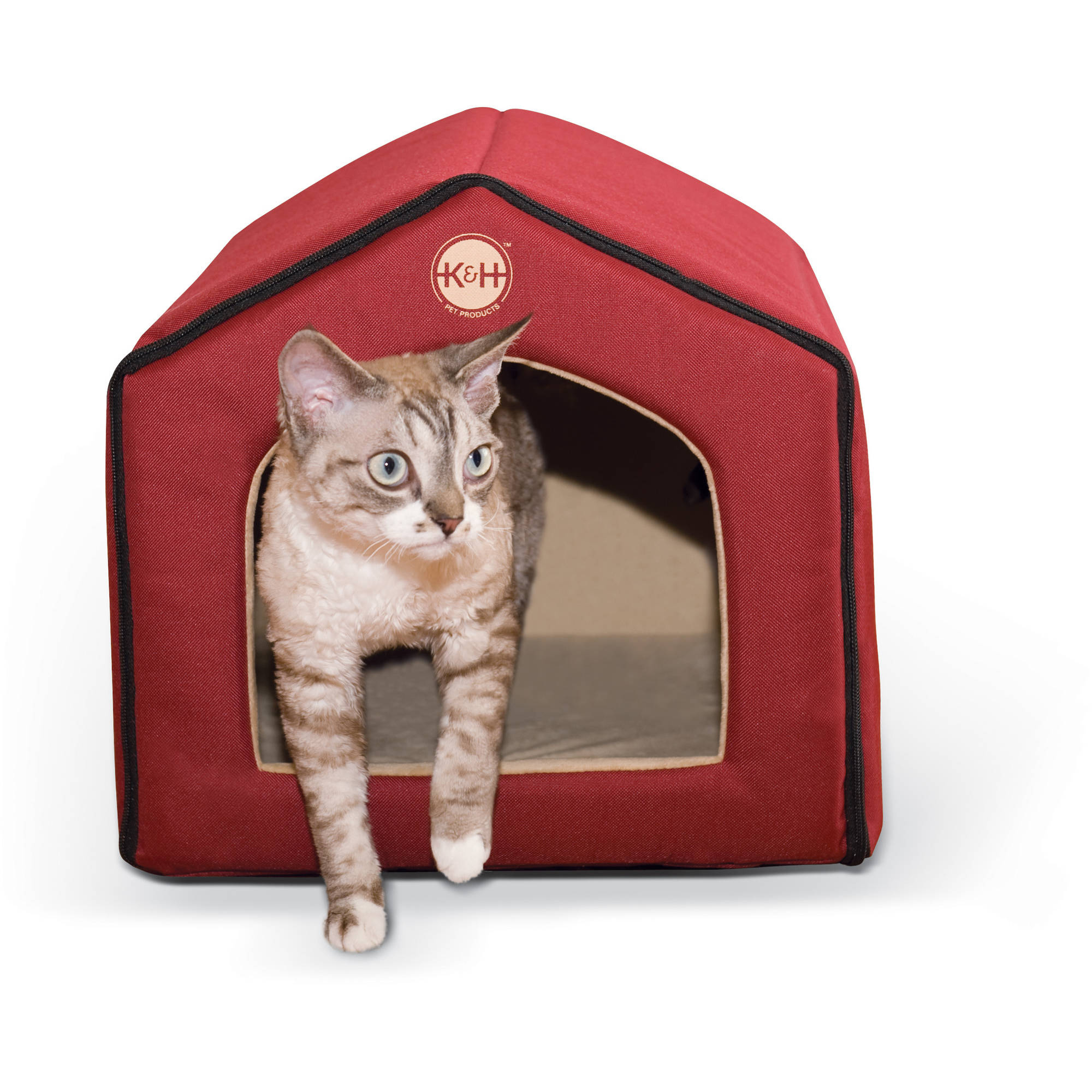 K&H Indoor Pet House (Heated or Unheated)