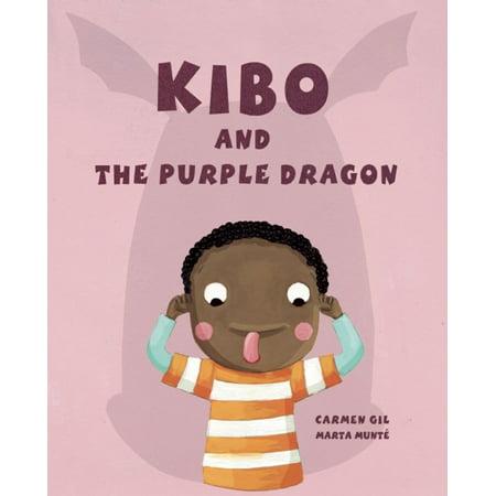Kibo and the Purple Dragon - eBook - Gil Hibben Dragon
