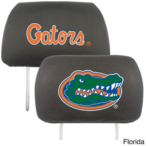 Fanmats Collegiate Elastic Band Headrest Cover Tennessee Head Rest Cover