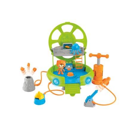Octonauts Deep Sea Octo-Lab Play Set