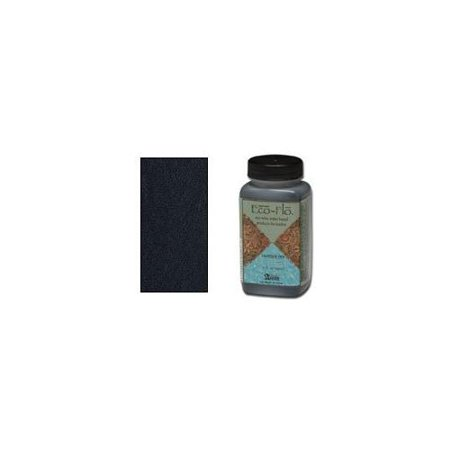 Black 4 Ounce Powder - 4 Ounce Coal Black Eco Leather Dye Tandy Leather 2600-01