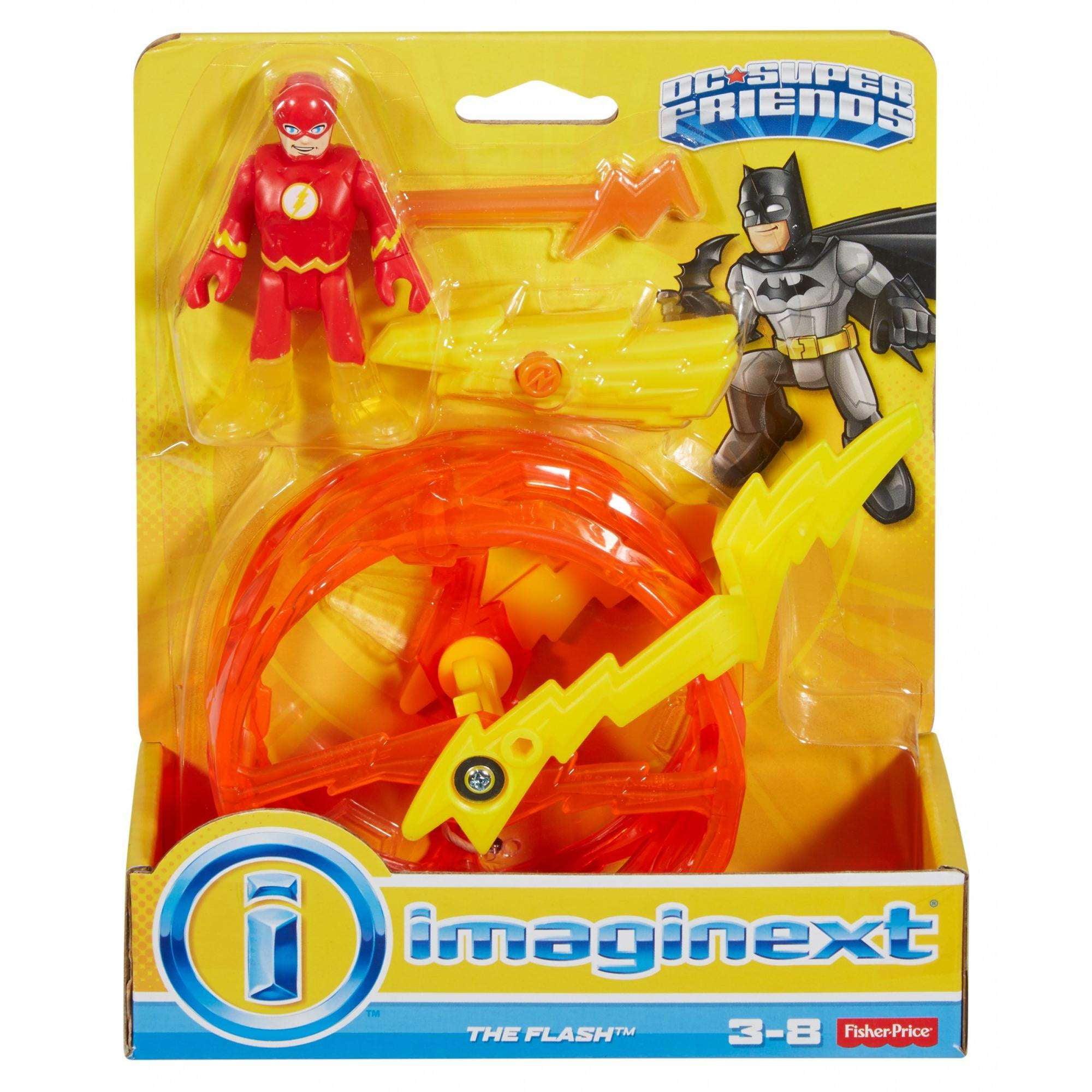 Imaginext Dc Super Friends Flash Cycle Walmart Com Walmart Com