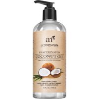 Art Naturals Fractionated Coconut Oil, 16 Oz