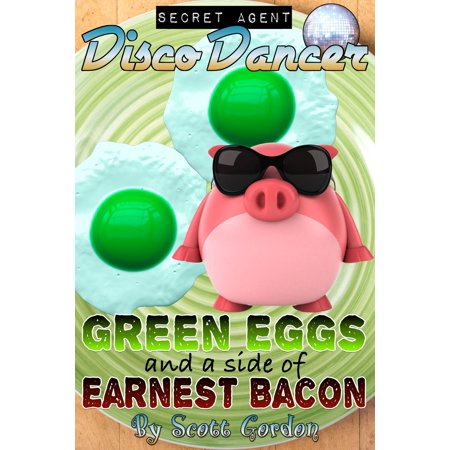 Secret Agent Disco Dancer: Green Eggs and a Side of Earnest Bacon - (Dr Greens Agent X Synthetic Urine Reviews 2016)