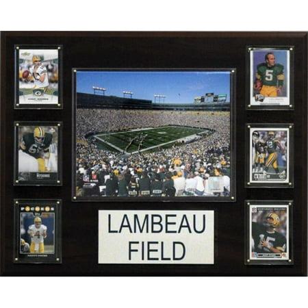 C & I Collectables 1620LAMBEAU NFL Lambeau Field Stadium Plaque - image 1 de 1