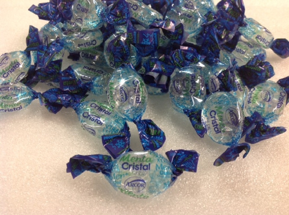 Arcor Crystal Mints 1 pound mint hard candy by Arcor - Argentina