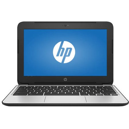 Hp Black 11 6  P0b79ut Aba 11 G4 Chromebook Pc With Intel Celeron N2840 Processor  2Gb Memory  16Gb Flash Storage And Chrome