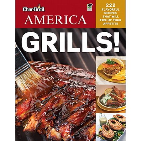 Char-Broil's America Grills! : 222 Flavorful Recipes That Will Fire Up Your - Grown Up Halloween Recipes