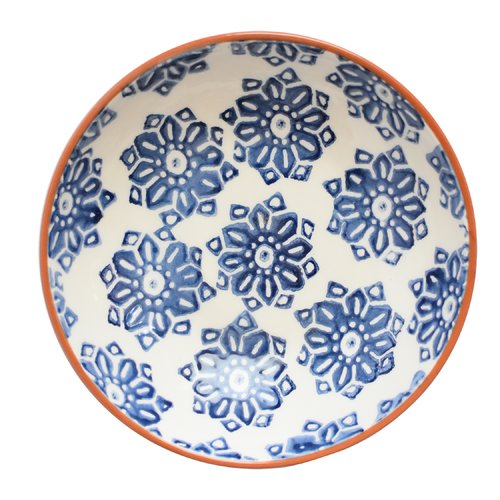 Latitude Run Elaina Hand-Painted Pasta Bowl by