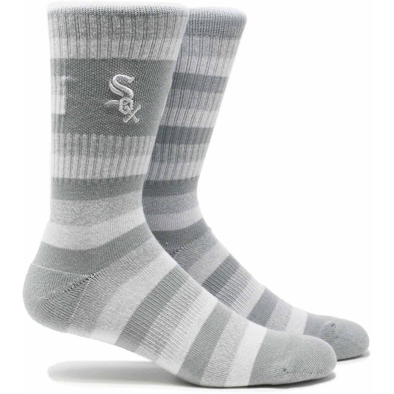 Chicago White Sox Step Crew Socks - L