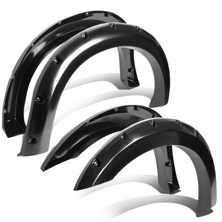 Ford Expedition Fender Flares (Fender Flares For 99-07 Ford F250 / F350 - 4 Pieces)