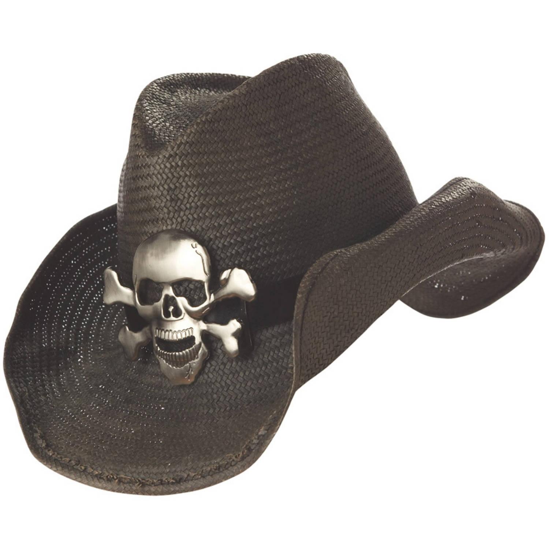 Cowboy Hat Black Adult Halloween Accessory