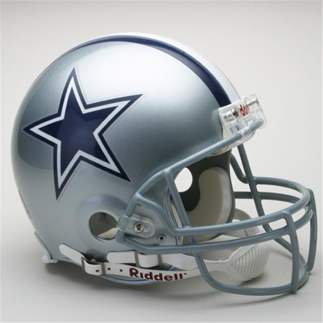 Creative Sports RD-COWBOYS-A Dallas Cowboys Riddell Full Size Authentic Proline Football Helmet