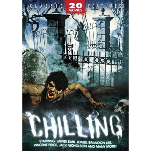 Chilling: 20 Blood Curdling Horror Classics - 20 Movie Pack