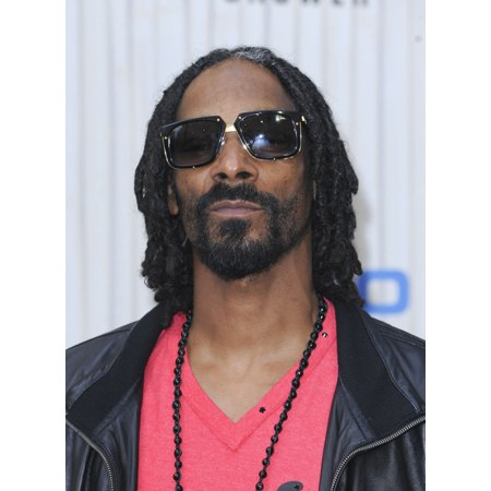 Snoop Lion At Arrivals For Spike TvS Guys Choice 2013 Sony Pictures Studio Culver City Ca June 8 2013 Photo By Elizabeth GoodenoughEverett Collection Photo Print