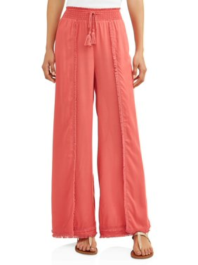 f46cb1382 Product Image Women's Fray Edge Long Pant