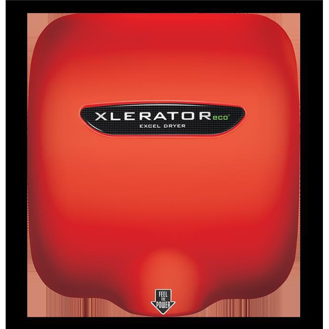 Excel Dryer 709161A Hand Dryer Xl-Sp-Eco-1.1N- 110-120V