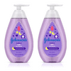 (2 pack) Johnson's Bedtime Baby Bath with Soothing Aromas, 13.6 fl. oz