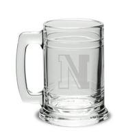 Northeastern Huskies Deep Etched Colonial Deep Etched Beer Tankard