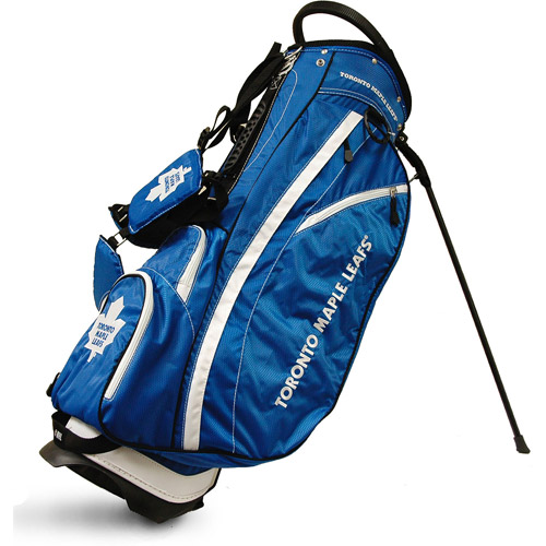 Team Golf NHL Toronto Maple Leafs Fairway Golf Stand Bag