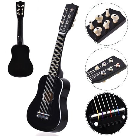 Costway 21'' Beginners Kids Acoustic Guitar 6 String with Pick Children Kids Musical
