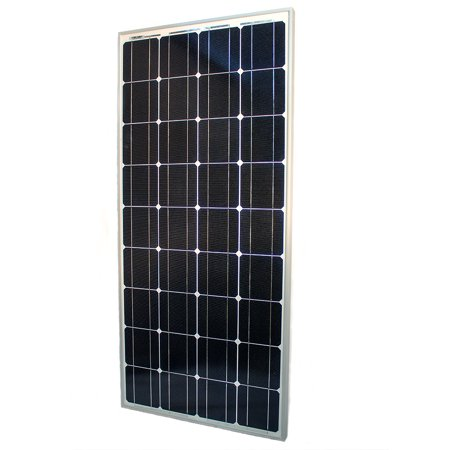 100 Watts 100W Solar Panel 12V Mono Off Grid Battery Charger For Rv