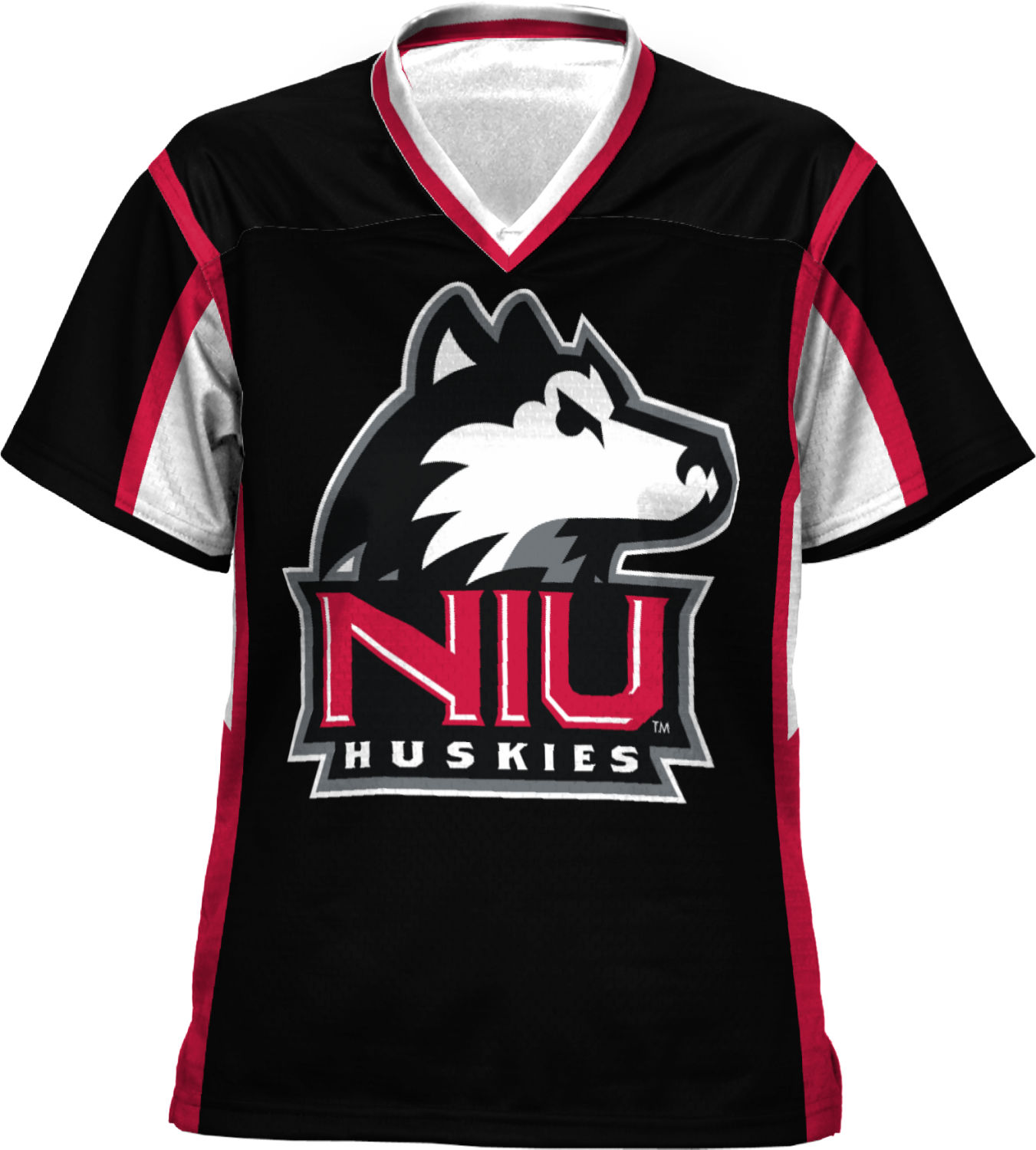 new product 24b44 96be1 ProSphere Women's Northern Illinois University Scramble Football Fan Jersey