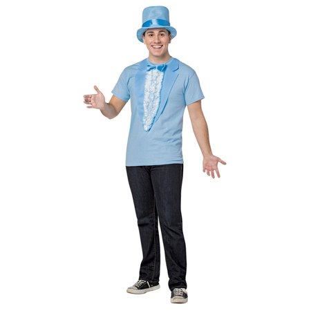 Morris costumes GC4973 Dumb And Dumber Harry T-Shirt - Harry Dunne Dumb And Dumber