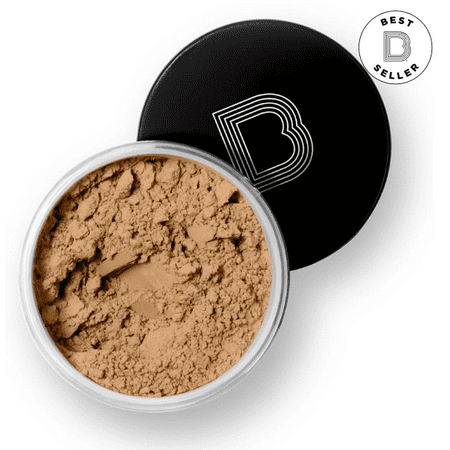 Black Opal True Color Soft Velvet Finishing Powder, Neutral (True Colors Shimmering Powder)